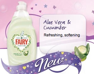 Fairy Liquid Clean and Care??