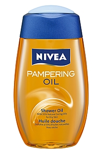Nivea Pampering Oil