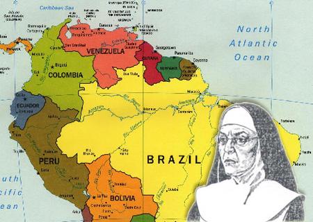 nun, brazil