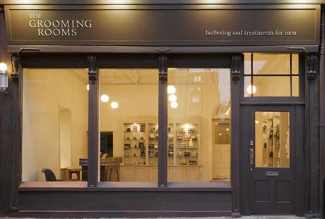 grooming rooms