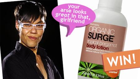Gok & Organic Surge