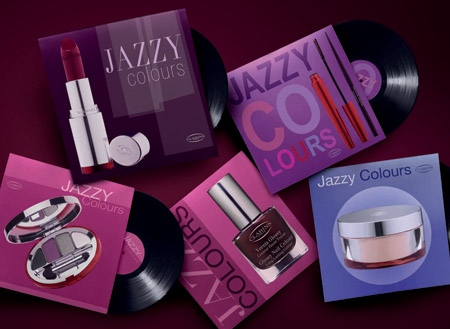 clarins jazzy colours