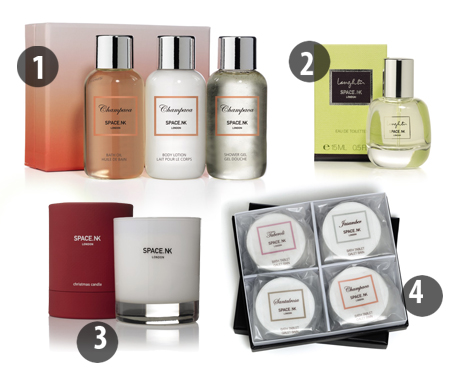 space nk for Christmas