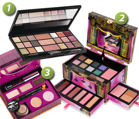 palettes for christmas