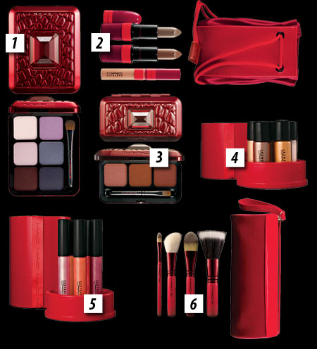 mac christmas products