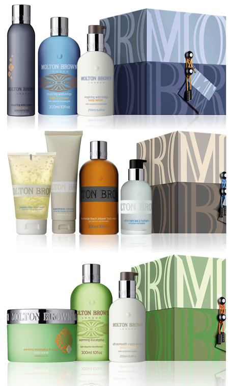 Molton Brown gifts