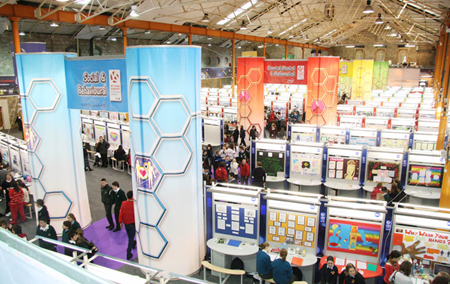 BT Young Scientist Exhibition