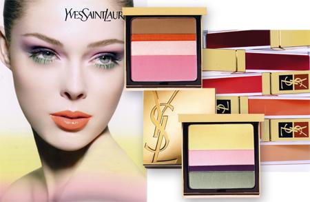 ss09 makeup yves saint laurent pure colour. Black Bedroom Furniture Sets. Home Design Ideas