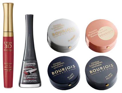 bourjois pearl gray collection