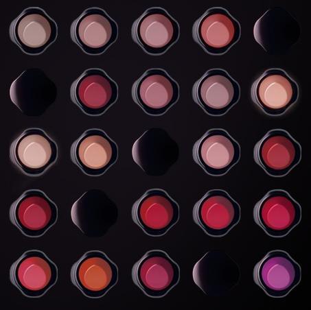 Shiseido perfect rouge 2