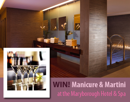 win maryborough hotel prize