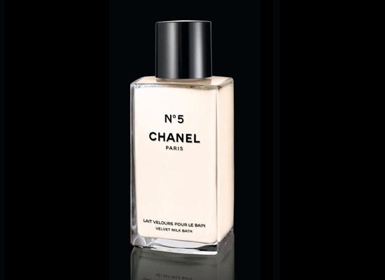 chanel No5 Bath milk