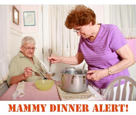 Senior Series Dinner Time
