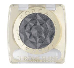 Chrome shine in starry black