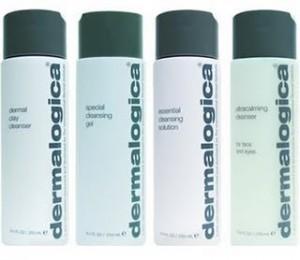 dermalogica-cleansers