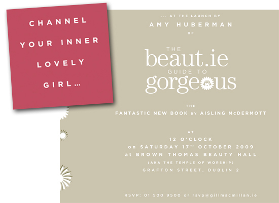 Beaut.ie Invite