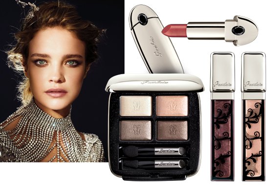 Guerlain Collection ImpéRiale, Glamour The Makeup Special Christmas 2009