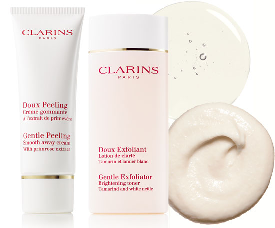 Clarins exfoliators review gentle peeling cream exfoliating clarins exfoliators review gentle peeling cream exfoliating toner ccuart Image collections
