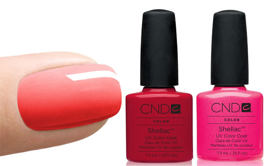 New Exciting From Cnd Shellac Uv Colour Coat Beaut