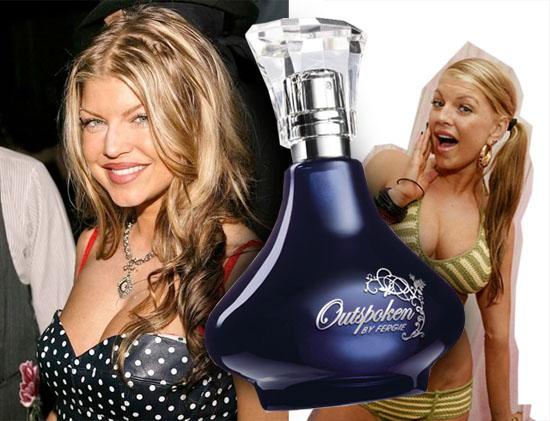 fergie to launch outspoken perfume