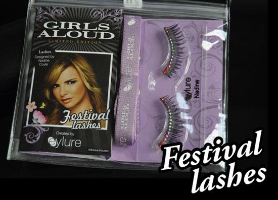 girls aloud lashes