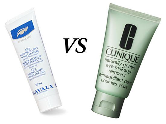 Cream eye makeup remover