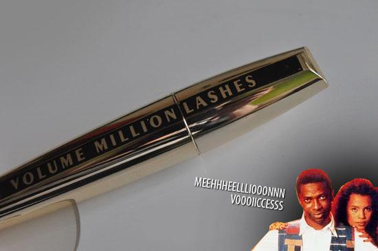 L'Oreal Paris Volume Million lashes mascara