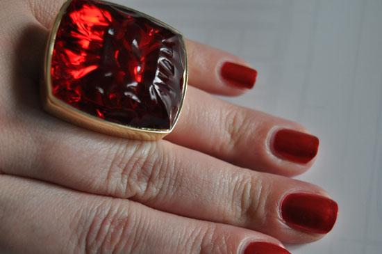 beyonce heat perfume ring