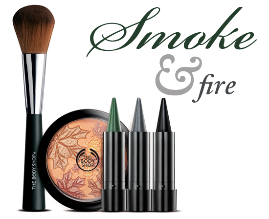 body shop smoke and fire