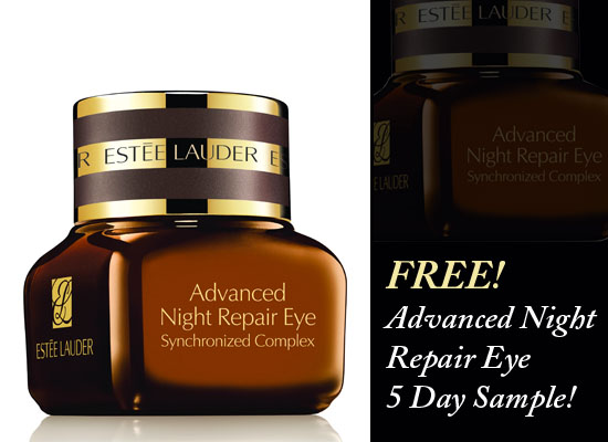 advanced night repair eye