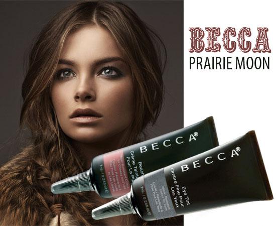 BECCA Prairie Moon Collection
