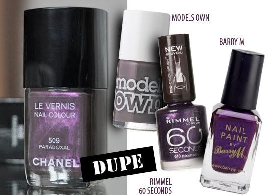 Budget Beauty: Channeling Chanel Paradoxal | Beaut.ie