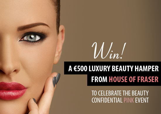 House Of Fraser Wedding List: WIN! €500 Beauty Hamper To Celebrate House Of Fraser's