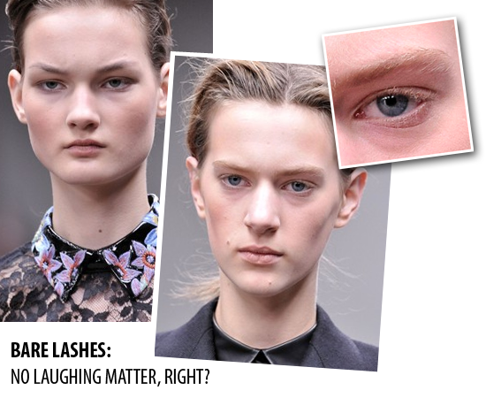 The No Mascara Trend: Wouldja? | Beaut.ie