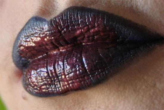 illmasqua lipstick swatch