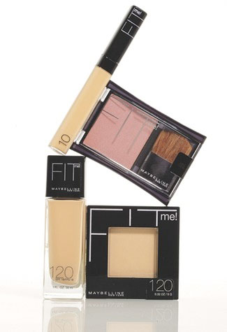 fit me by maybelline