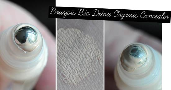 bourjois bio detox organic foundation