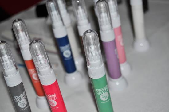 First Look Models Own Wah Nails Nail Art Pens Beaut