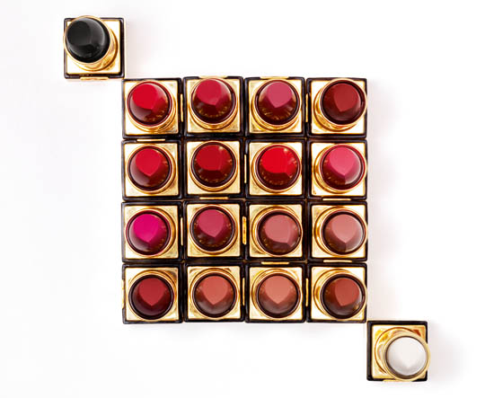ysl rouge pur couture lineup