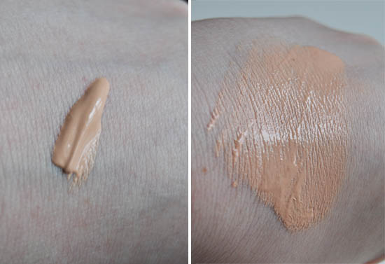 maybelline swatches