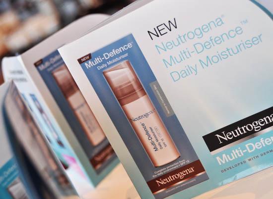 neutrogena multi defense