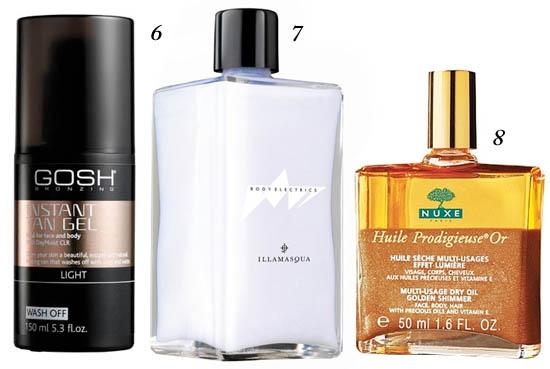 skin finishing products