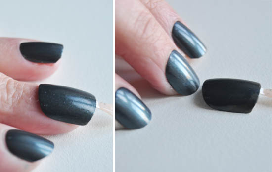chanel black pearl dupe