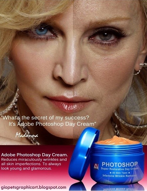 Madonna beauty secrets