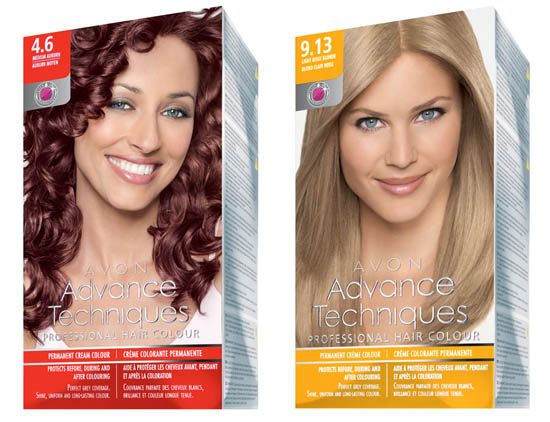Avon Advance Techniques Professional Hair Colour | Beaut.ie