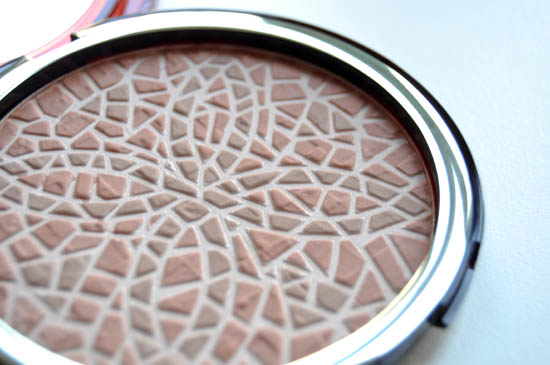 clarins mosaqiue close up