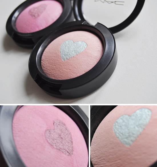 mac quite cute mineralize blushers
