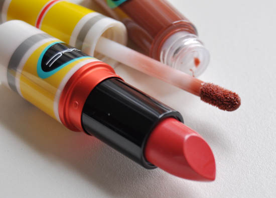mac surf baby lip products