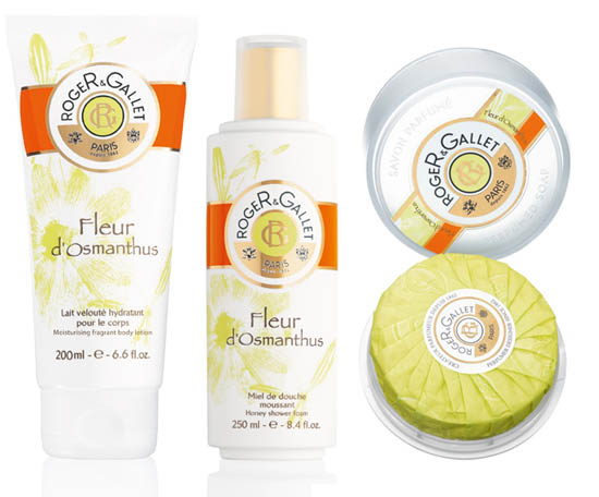 Roger And Gallet Fleur D Osmanthus Fresh Fragrant Water Review