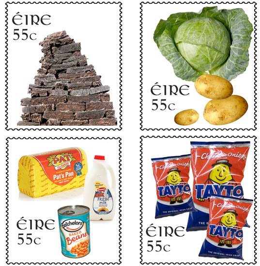 Australia Goes Postal for Scented Stamps - But What Would Ireland's